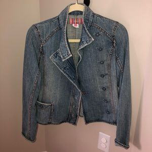 French Connection Jean Jacket